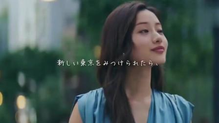 经典创意广告:一则只为看女主的日本创意广告