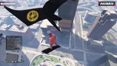 GTA 5 搞笑视频 一万种死法+奇迹巧合 127
