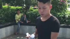 搞笑视频:打个乒乓球还用上了三十六计,套路