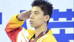 再添一金!季新杰夺男子800米自由泳冠军创赛会