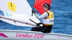 上海体育追梦70年!徐莉佳:留下世界帆船的一笔