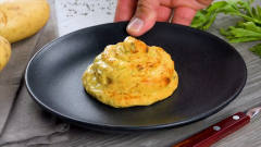 样子怪怪的土豆培根小甜点,这样形状的美食你