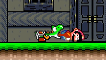 超级玛丽:马里奥超搞笑动画,恐怖的万圣节死
