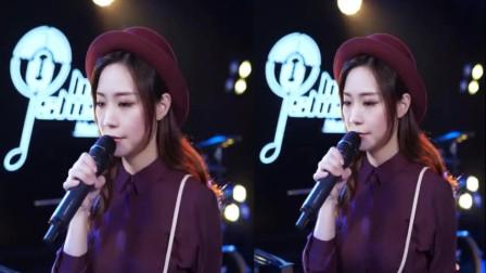 广东美女翻唱《口是心非》粤语版,一位很有独