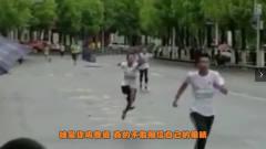 搞笑视频:鲁班在运动会现场出现了,这身材这
