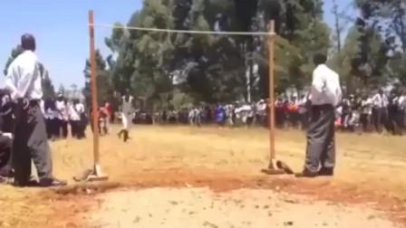 终于知道为什么非洲人的运动天赋为啥那么好了