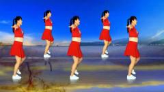 气质美女广场舞《望爱却步》2019年抖音新歌,节