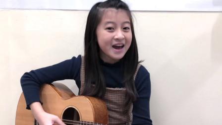 泰国小美女翻唱《稻香》,她的普通话,竟然比