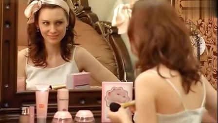 欧美奇葩创意广告,女主角是真美!