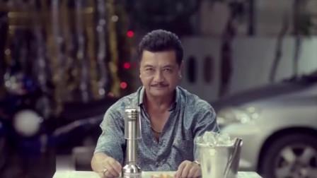 泰国创意广告:泰国最强戒酒广告,为了戒酒真