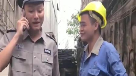"""广西老表搞笑视频:小伙怕表弟被""""拐走"""",想"""