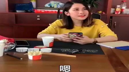 广西老表搞笑视频:油条和老表装得真不错,表