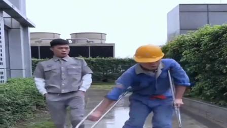 广西老表搞笑视频:油条和湿水炮合谋碰瓷,猫