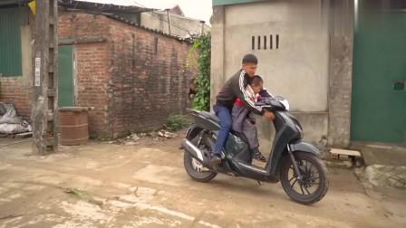 越南搞笑视频看了你才知道原来越南人也挺幽默