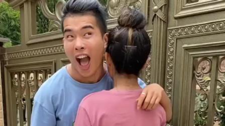 搞笑视频:夫妻俩都想套路对方,到底谁更深一