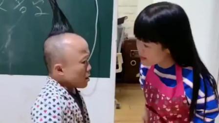 搞笑视频:女子让老公去买榨菜,结果继承了炸