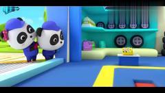 儿童小汽车动画视频,奇奇妙妙当汽修师儿童动
