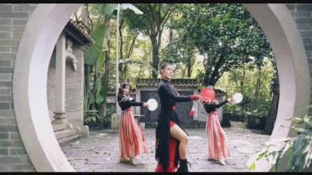 中国风爵士舞《芒种》,他洒下手中牵挂于桥下