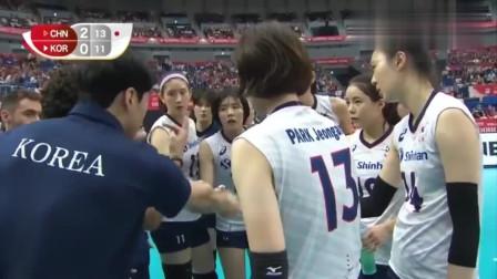 韩国女排:球赛赢不赢的无所谓,主要是我要萌
