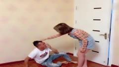 男子想要恶搞吓媳妇,没想到意外百出,真的是