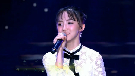 泰国美女翻唱《我不想说》,开口太惊艳了,甜