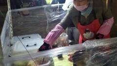 北京的地摊美食,好吃得很。
