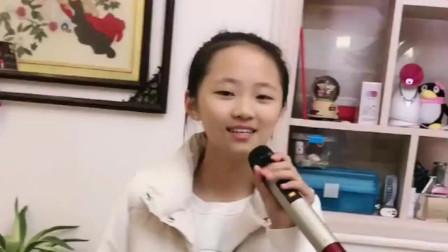 小美女翻唱一首网络红歌《酒梦》唱的真好听!