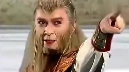 什么 通臂猿猴把如来佛祖给打跑了