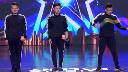 中国达人秀:这是一个暴露年龄的表演! 音乐想起