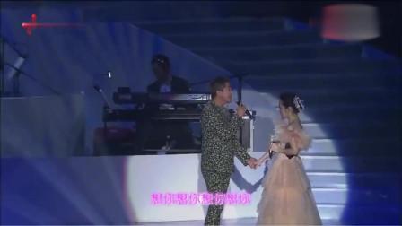 音乐:杨钰莹广州演唱会,毛宁来捧场,90年代最