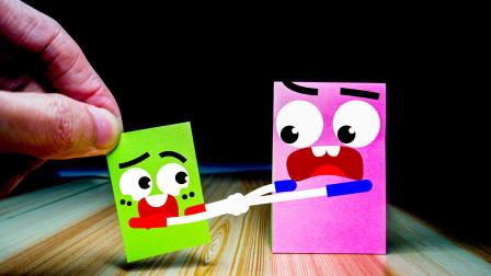 萌趣搞笑动画,普通物品也会说话,好奇妙哦!