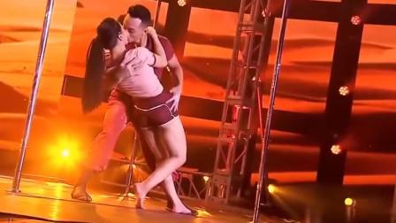 中国达人秀 第六季:钢管舞演绎完美的爱情故事