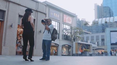 街拍VLOG:珠海富华里,一条时尚又漂亮的街道,