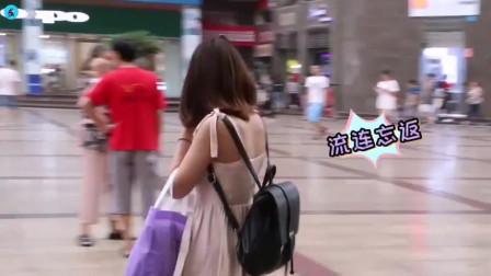 【搞笑视频】 超级恶搞路人,小伙街头恶搞美女