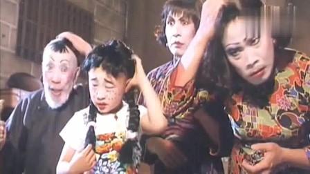 和美女比赛健身,差点累到虚脱,吴孟达的电影