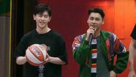 我要打篮球:李易峰为美女队长谋求福利,邓伦