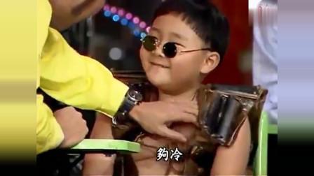 当张菲节目上碰到郝劭文,搞笑不断,不愧是综