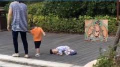 爆笑:千万不要扶3岁小孩,你都不知道有多可怕