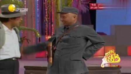 主角配角台上相争,陈佩斯朱时茂的小品太经典