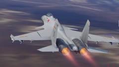 歼十五换装WS10*发动机,超强推力,动画实际演示