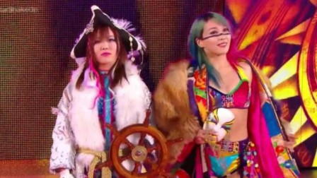 WWE日本身材最火辣的选手!带动日本摔角,写真