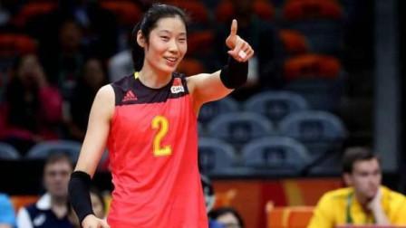 恭喜!朱婷闯入世界女排球员前十,创中国女排新高