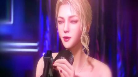 拳皇命运:酒吧女神在县唱歌,果然跟一般的美