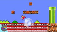 超级玛丽:马里奥超搞笑动画,无限循环的砖块