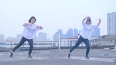 两美女跳鬼畜-江南皮革厂-舞蹈(看腿勿进,里面