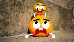 这样的橘子你敢吃么?不酸!但它会说话,奇趣