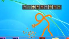 我的世界火柴人动画:超能火柴人回归!搞笑视