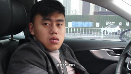 搞笑视频:二货代驾要把车主送去殡仪馆,被车
