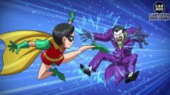 卡通流氓:罗宾想要蝙蝠侠的新服装!