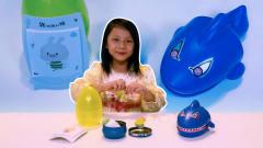 儿童礼物复活彩蛋,内有神秘糖果和玩具